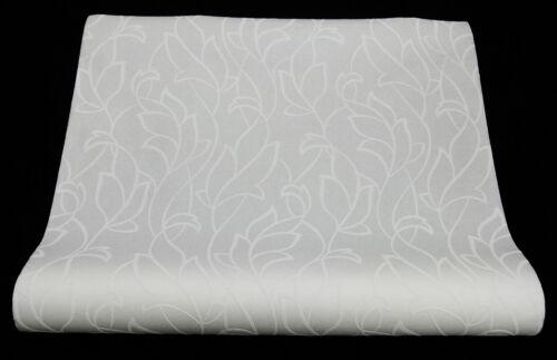 2 Grossrollen Vliestapeten 1,06m x 25m = 53m² weiß zum Überstreichen 3967-01-9
