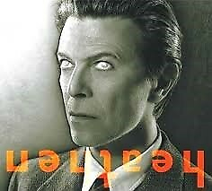 David Bowie: Heathen, rock, Cd i god stand