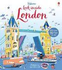Look Inside London by Jonathan Melmoth (Board book, 2015)
