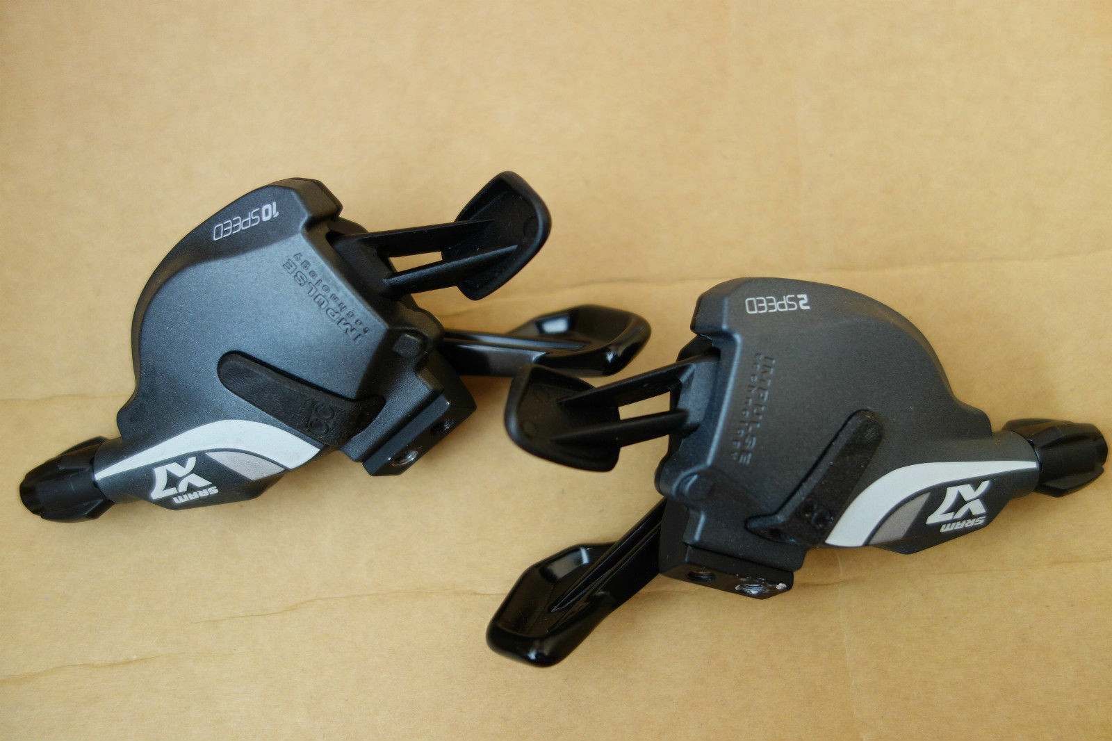 SRAM X7 Trigger Shifters 2X10 Speed