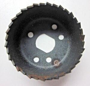 1-Vintage-USA-Black-amp-Decker-HSS-Hole-Saw-2-034-Inch-High-Speed-Steel