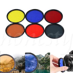 58mm-Complete-Full-Color-ND-2-4-8-Lens-Filter-For-DSLR-SLR-Camera-Free-option