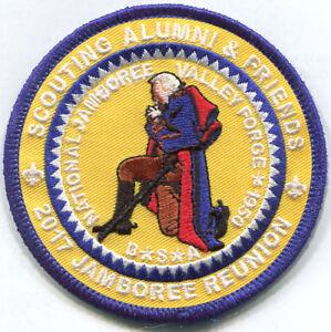 Scouting Alumni & Friends 1950 Jamboree Reunion Patch