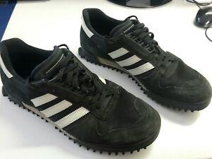 Details zu Adidas Marathon TR Original aus den 80er 80s Sneaker Größe 46 US 11 12