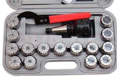 """13 1//8-3//4/"""" ER32 ER-32 COLLETS CHUCK NMTB30 SET .0005 NEW"""