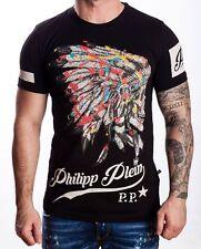 BNWT  Philipp BIG SKULL Plein T-Shirt Men ANY SIZE TOP MODEL slim fit