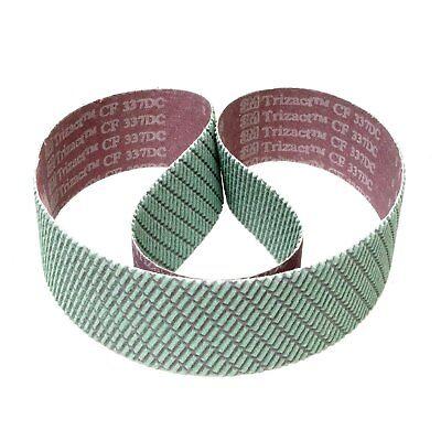 3M Trizact 237AA Gewebe Schleifband Schleifbänder 75x2000 mm Korn frei wählbar