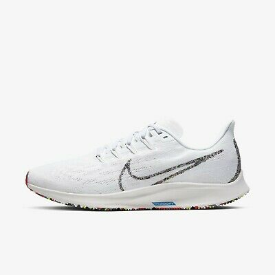 Nike Air Zoom Pegasus 36 AW Shoes Men's Sneakers WhiteBlue BV7767 100 Size 7 13 | eBay