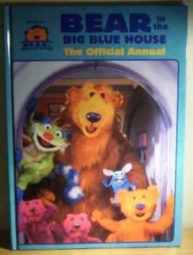 Bear in the Big Blue House Annual 2002 Annuals