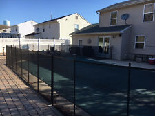 Fence: Protect-A-Child-Fence.  89 Foot removable fence with self closing gate.