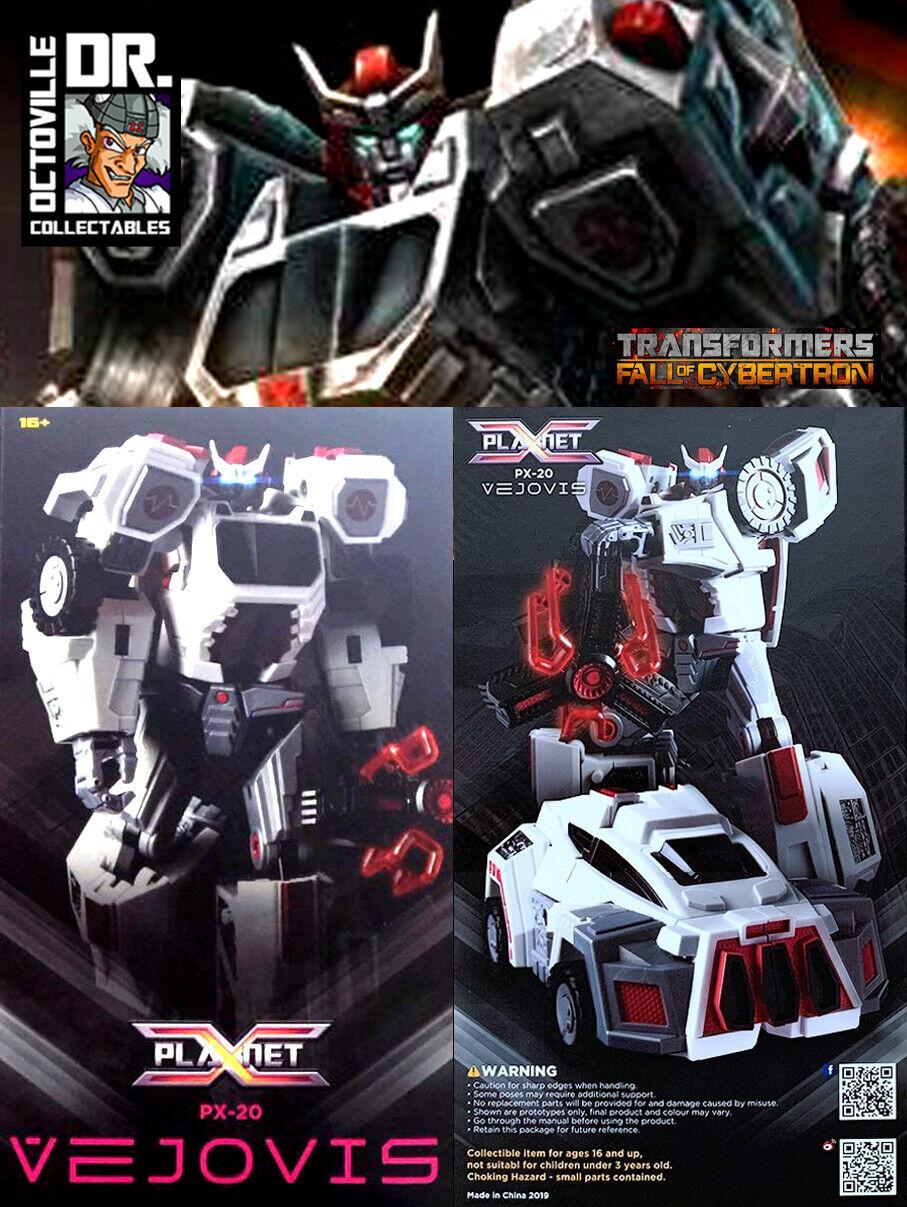elige tu favorito Transformers Planeta X PX-20 PX-20 PX-20 Vejovis La Caída De Cybertron Trinquete Totalmente Nuevo  venta al por mayor barato