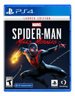 Marvel's Spider-Man: Miles Morales -- Launch Edition (Sony PlayStation 4, 2020)