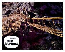 Der Ölprinz ORIGINAL Aushangfoto EA Pierre Brice / Stewart Granger / Karl May