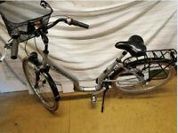 City star foldecykel