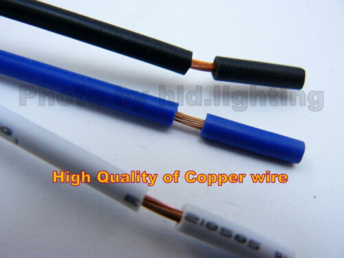 1x H4 9003 HB2 HID MALE connectors connector Plug wire