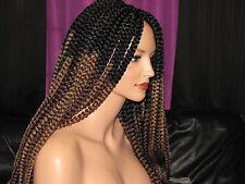 A Perfect Match Wigs,Crochet Box Braid Wig,T30 T27 20 inches Lace Closure Braids