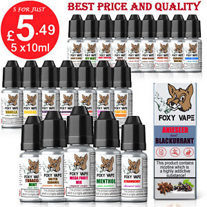 E-Liquid-Vape-Juice-5x10ml-TPD-E-liquid-Juice-Refill-Bottle-0-3-6-12-18mg-ml
