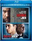 Children of Men/repo Men 0025192193606 With Clive Owen Blu-ray Region a