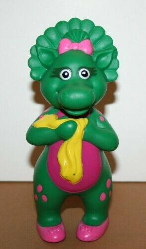 """Vintage 1990/'s Baby Bop Barney and Friends 5/"""" PVC Figure Toy Lyons"""