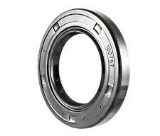 EAI Metric Oil Shaft Seal 17X32X7mm Dust Grease Seal TC Double Lip w// Spring