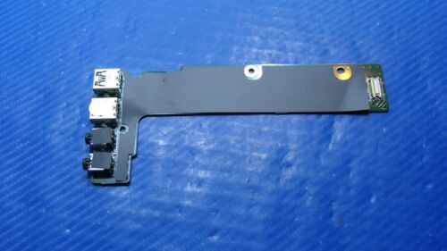 "HP EliteBook 15.6/"" 8570p Genuine Laptop Dual Audio Sound USB Port Board GLP*"