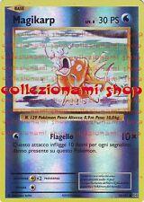 MAGIKARP - REVERSE FOIL 33/108 - XY EVOLUZIONI - POKEMON - ITALIANO