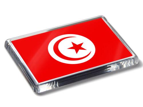 Tunesien Flagge National Farben Hochwertig Kühlschrank-magnet