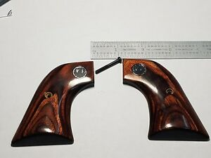 Ruger New Vaquero Smooth Rosewood for the NVB Grip Frame New Factory
