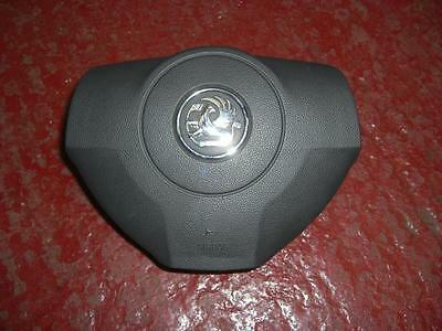 Vauxhall Astra H MK5 Airbag Drivers Steering Wheel Twin Plug 2004-2009