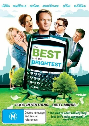 1 of 1 - The Best and the Brightest (DVD, 2011) COMEDY Neil Patrick Harris [Region 4] NEW