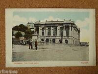 Vintage Postcard: Swansea, The Town Hall, Wales