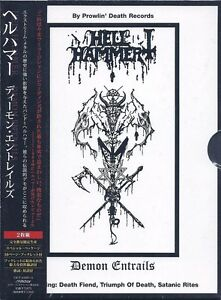 Hellhammer-Demon-Entrails-2008-2xCD-Remastered-Limited-Edition-Japan-NEW