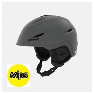 Giro-Union-Mips-17-GR-XL-62-5-65cm-Uomo-Sci-Snowboard-Inverno-Sport-Casco