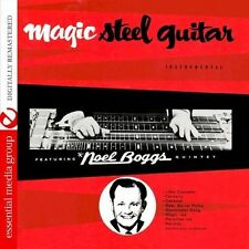 Noel Boggs, Noel Boggs Quintet - Magic Steel Guitar [New CD] Manufactured On Dem