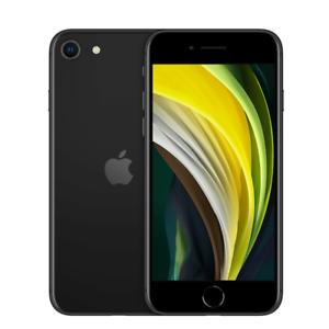 Apple iPhone SE 2nd Gen (2020) - 64GB Black - GSM Unlocked Smartphone