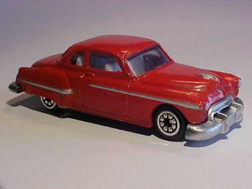 3 INCH Oldsmobile Futura 1949 Valvoline 1//64 Diecast Mint Loose