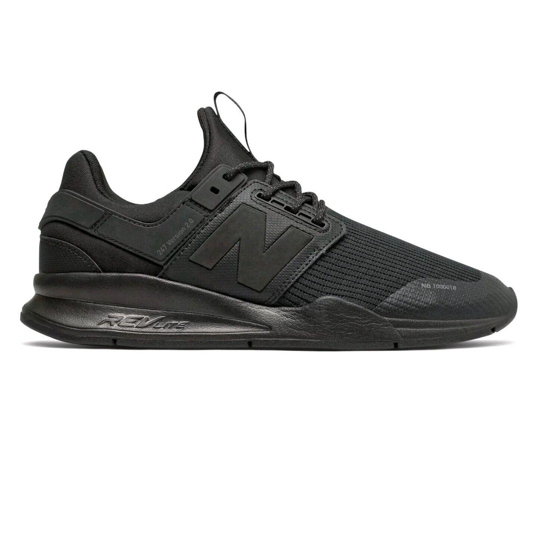 New Balance 247v2 Lifestyle Men's Running shoes MS247EK - Black Black