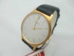 NOS NEW SWISS MADE JUVENIA MEN'S WATCH WITH TAG 1960'S EXTRA SLIM !!!