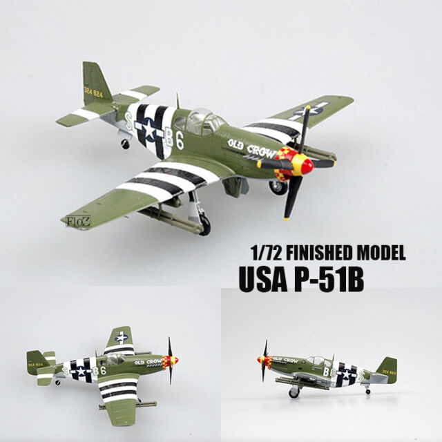 May 1944 Easy Model 36358-1//72 US P-51 B//C Neu