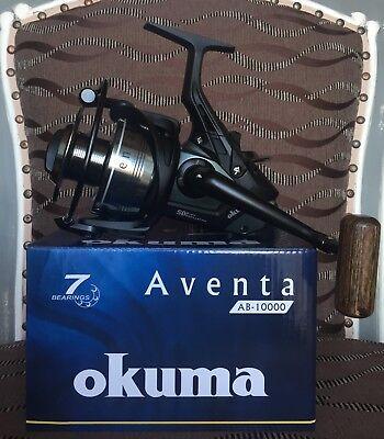 Okuma Aventa Baitfeeder AB-10000 Karpfenrolle