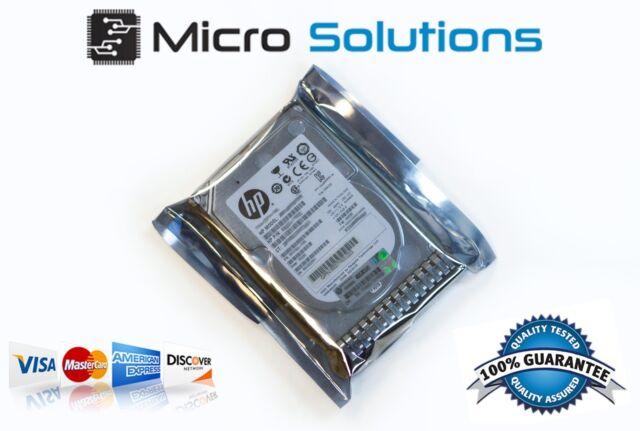 """HP Genuine 652564-B21 666355-001 597609-001 599476-001 300GB 10K 6G 2.5"""" SAS"""