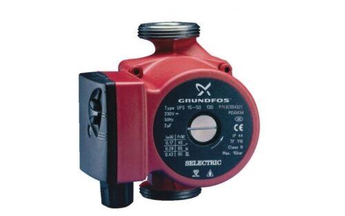 NUOVO Circolatore Grundfos UPS 15-50 ricambio caldaia riscaldamento