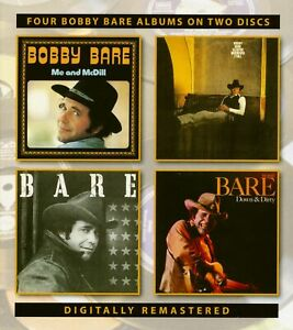 Bobby Bare - Me And McDill - Sleeper Wherever I Fall - Bare - Down & Dirty (2...