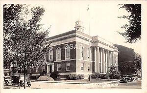 C18-Virginia-Minnesota-Mn-Photo-RPPC-Postcard-1935-City-Hall-Building