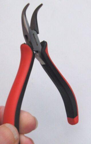 Beadsmith Superfine ergonómico Doblada//Cadena Nariz Alicates de Envoltura de Alambre de abalorios//F1