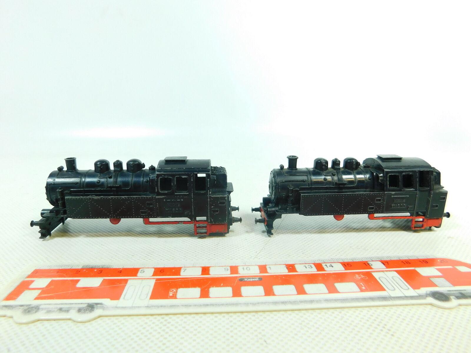 Bt252-1x Märklin h0 Body Cast Iron for TM 800 LOCOMOTIVE TENDER LOCOMOTIVE to