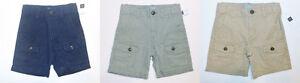 Baby-Gap-Toddler-Boys-Cargo-Shorts-Khaki-Green-or-Blue-Sizes-2T-3T-or-4T-NWT