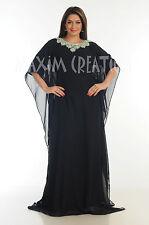 FARASHA CHEAP DUBAI KAFTAN LADIES JILBAB EVENING ABAYA GOWN ARABIAN DRESS 5260