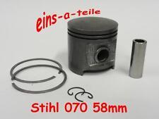 Pistón adecuado para Stihl 070 58mm nuevo calidad superior