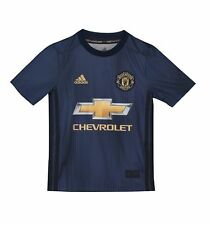815288347 item 3 Manchester United FC Official Football Gift Boys Third Away Kit Shirt  2018 2019 -Manchester United FC Official Football Gift Boys Third Away Kit  ...